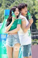BLACKPINK Jennie Sprite Waterbomb Festival Seoul 71
