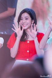 BLACKPINK Jisoo Fansign event Yeouido July 8, 2018 IFC Atrium 6