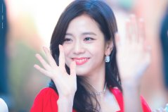 BLACKPINK Jisoo Fansign event Yeouido July 8, 2018 IFC Atrium