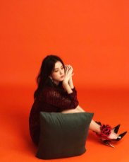 BLACKPINK Jisoo Instagram Photo 17 July 2018 Behind the scenes cosmopolitan photoshoot 2