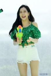 BLACKPINK Jisoo Sprite Waterbomb Festival Seoul 6