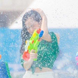 BLACKPINK Jisoo Sprite Waterbomb Festival Seoul 64
