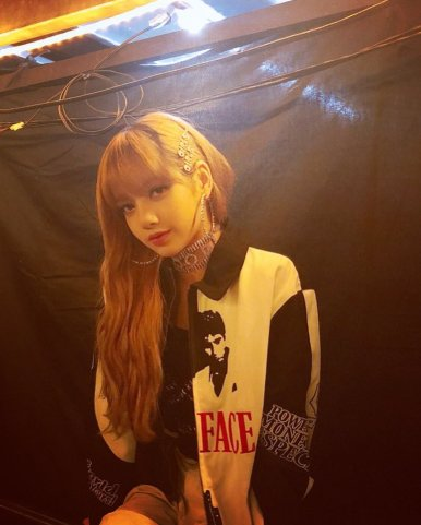 BLACKPINK Lisa Instagram Photo 26 July 2018 lalalalisa m 2