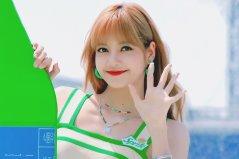 BLACKPINK Lisa Sprite Waterbomb Festival Seoul 40