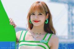 BLACKPINK Lisa Sprite Waterbomb Festival Seoul 41