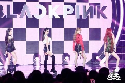 BLACKPINK MBC Music Core 14 July 2018 PD Note Photo 4