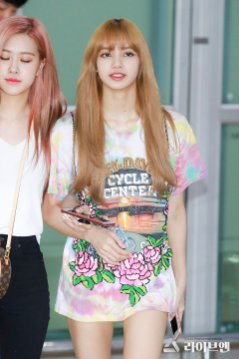 BLACKPINK Rose Airport Photo 26 July 2018 Gimpo 23