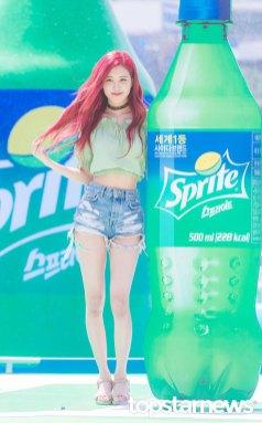 BLACKPINK-Rose-Sprite-Waterbomb-Festival-Seoul-3