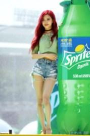 BLACKPINK Rose Sprite Waterbomb Festival Seoul 71