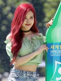 BLACKPINK Rose Sprite Waterbomb Festival Seoul 78