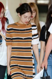 BLACKPINK UPDATE Jennie Airport Photo 20 July 2018 Back From Japan 16