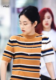 BLACKPINK UPDATE Jennie Airport Photo 20 July 2018 Back From Japan 27