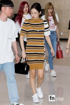 BLACKPINK UPDATE Jennie Airport Photo 20 July 2018 Back From Japan 28