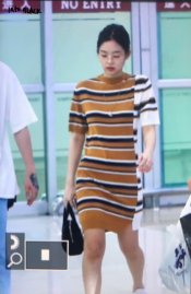 BLACKPINK UPDATE Jennie Airport Photo 20 July 2018 Back From Japan 6