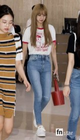 BLACKPINK UPDATE Lisa Airport Photo 20 July 2018 Back From Japan 15