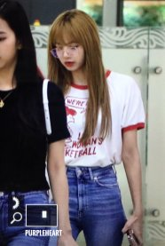BLACKPINK UPDATE Lisa Airport Photo 20 July 2018 Back From Japan 17