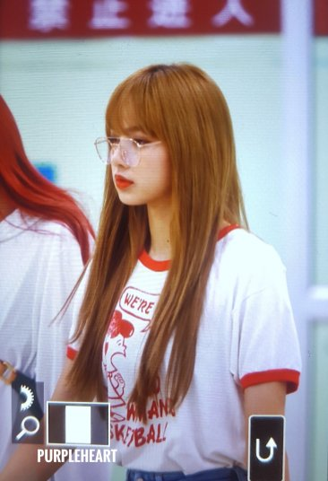 BLACKPINK UPDATE Lisa Airport Photo 20 July 2018 Back From Japan 3