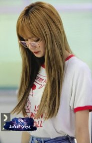 BLACKPINK UPDATE Lisa Airport Photo 20 July 2018 Back From Japan 6