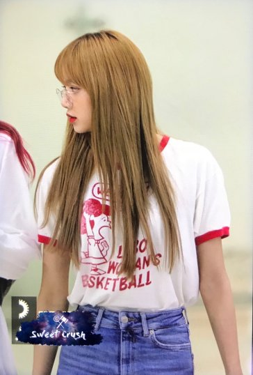 BLACKPINK UPDATE Lisa Airport Photo 20 July 2018 Back From Japan 9