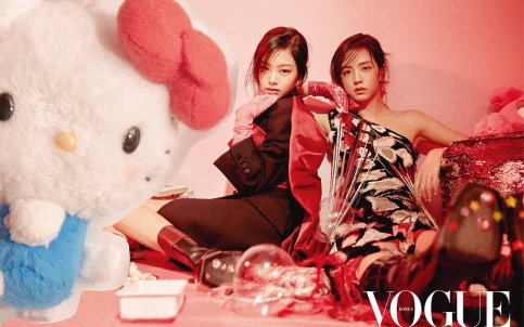 HQ BLACKPINK Vogue Korea Magazine Photoshoot 2