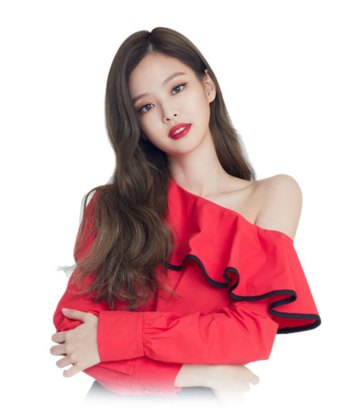blackpink-jennie-olens-commercial-white-background