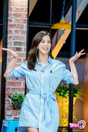 blackpink jisoo mbc unexpected q behind the scenes 10