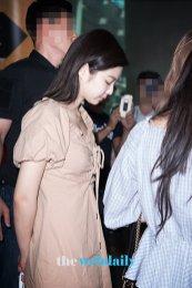 BLACKPINK Jennie Airport Photo 18 August 2018 Incheon 10
