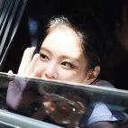 BLACKPINK Jennie Car Photos Inkigayo 5 August 2018 good bye stage 30