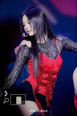 BLACKPINK Jennie Japan Arena Tour 2018 Chiba Last Day 3