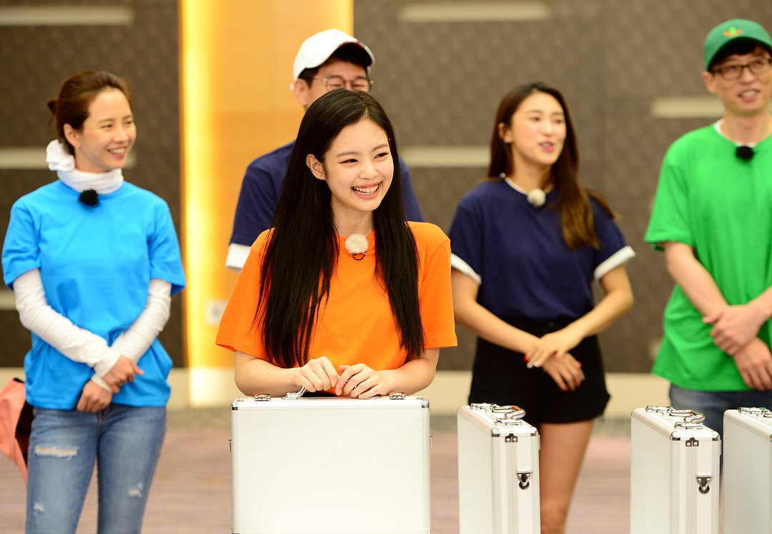 BLACKPINK Jennie Running Man Episode 409 photo 6