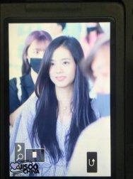 BLACKPINK Jisoo Airport Photo 18 August 2018 Incheon 12
