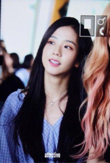 BLACKPINK Jisoo Airport Photo 18 August 2018 Incheon 18