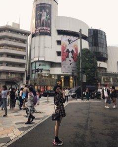 BLACKPINK Jisoo Instagram Photo 27 August 2018 Japan billboard ads 3