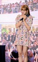 BLACKPINK LISA moonshot central world fansign event bangkok thailand 96
