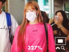 BLACKPINK Lisa Airport Photo 18 August 2018 Incheon 6