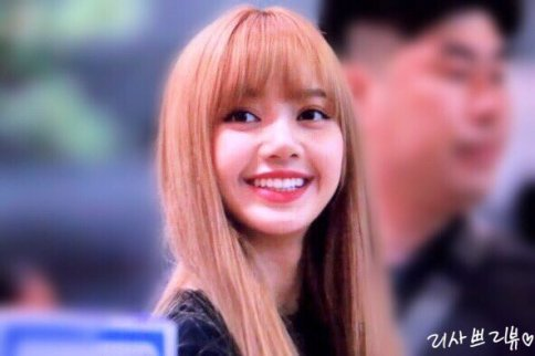BLACKPINK Lisa Airport Photo 23 August 2018 Gimpo 2