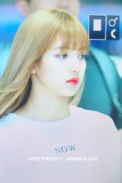 BLACKPINK Lisa Airport Photo 8 August 2018 Incheon to Jakarta Indonesia 37