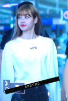 BLACKPINK Lisa Airport Photo 8 August 2018 Incheon to Jakarta Indonesia 5