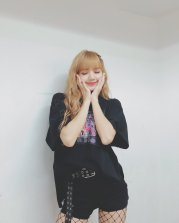 BLACKPINK Lisa Instagram Photo 28 August 2018 lalalalisa
