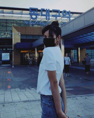 BLACKPINK Lisa Instagram photo 2 August 2018 lalalalisa m