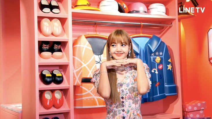 BLACKPINK-Lisa-Line-TV-Thailand 3