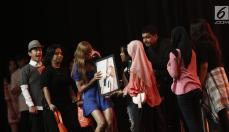 BLACKPINK Lisa Meet and Greet Indonesia stage 3