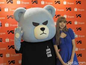BLACKPINK Lisa meet and greet Jakarta Indonesia krunk