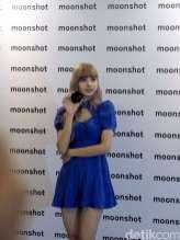 BLACKPINK Lisa meet and greet jakarta indonesia moonshot 4