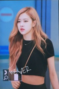 BLACKPINK Rose Airport Photo 18 August 2018 Incheon 9
