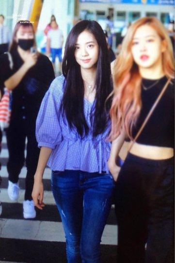 BLACKPINK Rose Jisoo Chaesoo Airport Photo 18 August 2018 Incheon 6