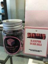 BLACKPINK Rose comeback support rose fan union lunchbox flower candies 10