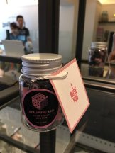 BLACKPINK Rose comeback support rose fan union lunchbox flower candies 12