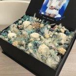 BLACKPINK Rose comeback support rose fan union lunchbox flower candies 19