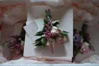 BLACKPINK Rose comeback support rose fan union lunchbox flower candies 8